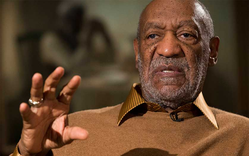 Bill Cosby Removed From Racial Equality Documentary
