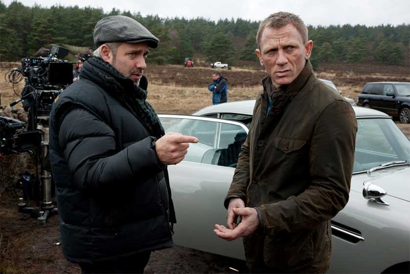Sam Mendes is Done with James Bond Films