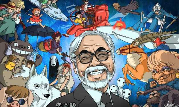 Hayao Miyazaki Returns With New CGI Short film