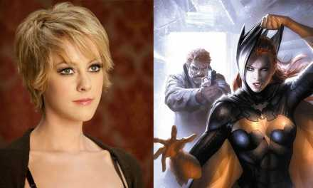 Jena Malone is Barbara Gordon in Batman V Superman