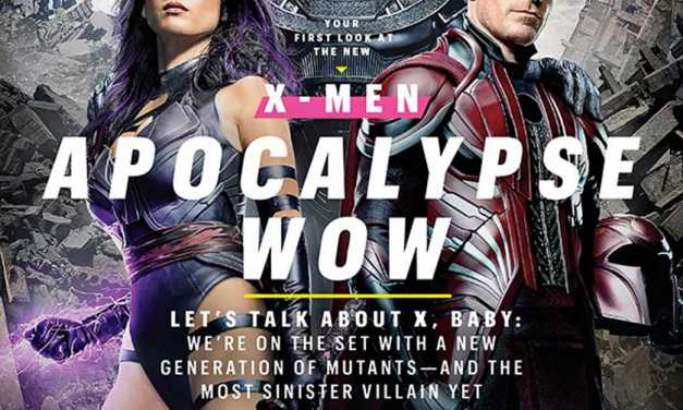 'X-Men: Apocalypse' Characters Revealed In Latest Magazine Cover