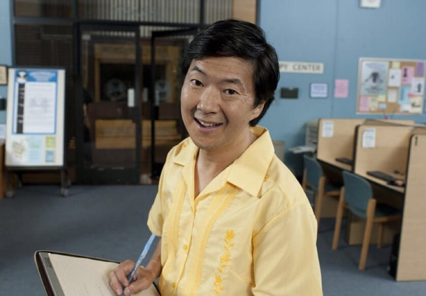 Ken Jeong Weighs in on Community Movie