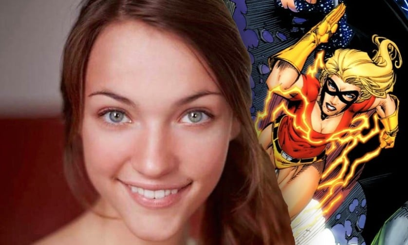 CW's 'The Flash' Adds Jesse Quick to Season 2 Cast