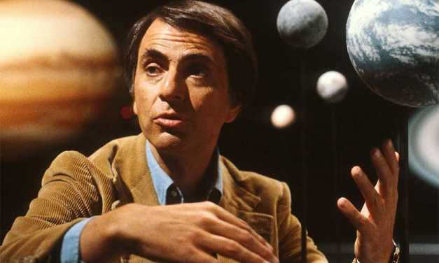 Carl Sagan Movie Coming From Warner Bros.