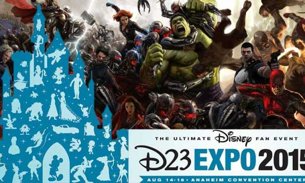 Disney D23 Marvel Wrap Up
