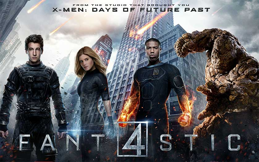 Simon Kinberg Wants 'Fantastic Four' Sequel with Same Cast