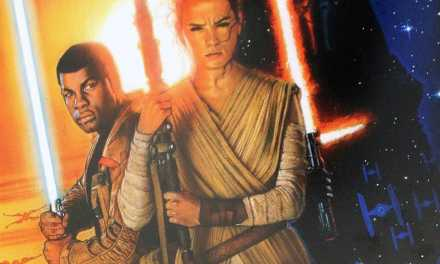 'Star Wars The Force Awakens' Video Shows John Boyega with a Lightsaber