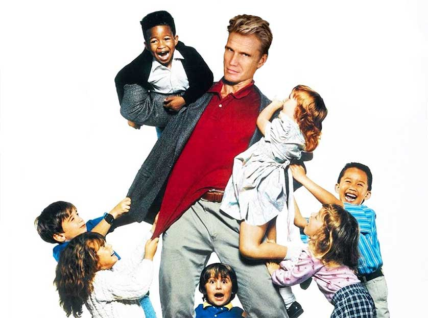 Kindergarten Cop Sequel will Star Dolph Lundgren?