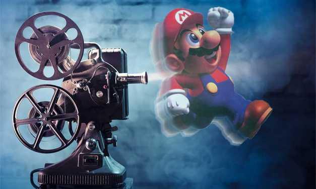 Nintendo is Heading Back to the Movies says Miyamoto