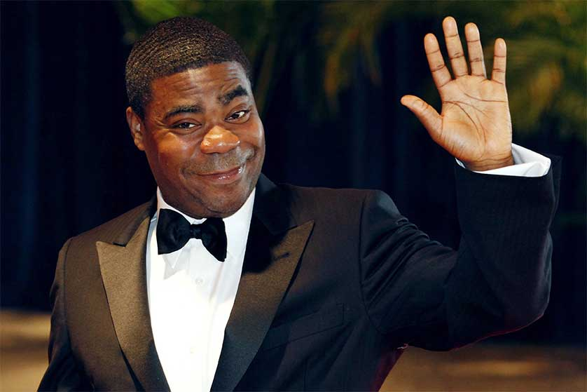 Tracy Morgan Set to Host Saturday Night Live in October
