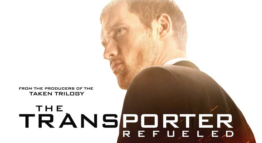Contest: Transporter Refueled Prize Pack Enter Now!