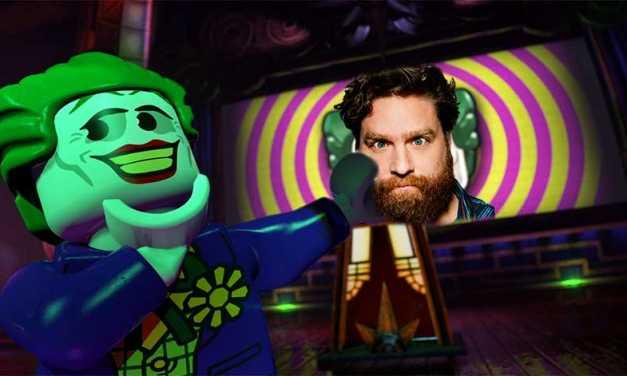 Zach Galifianakis to Voice the Joker in Lego Batman Movie