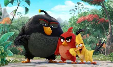 The Angry Birds Trailer is Here With Animated Laughs