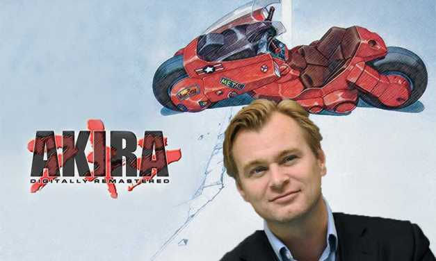 Christopher Nolan's Next Project May Be 'Akira'
