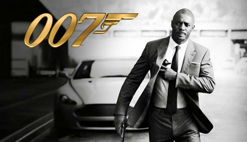 Why Idris Elba Will Not Be James Bond