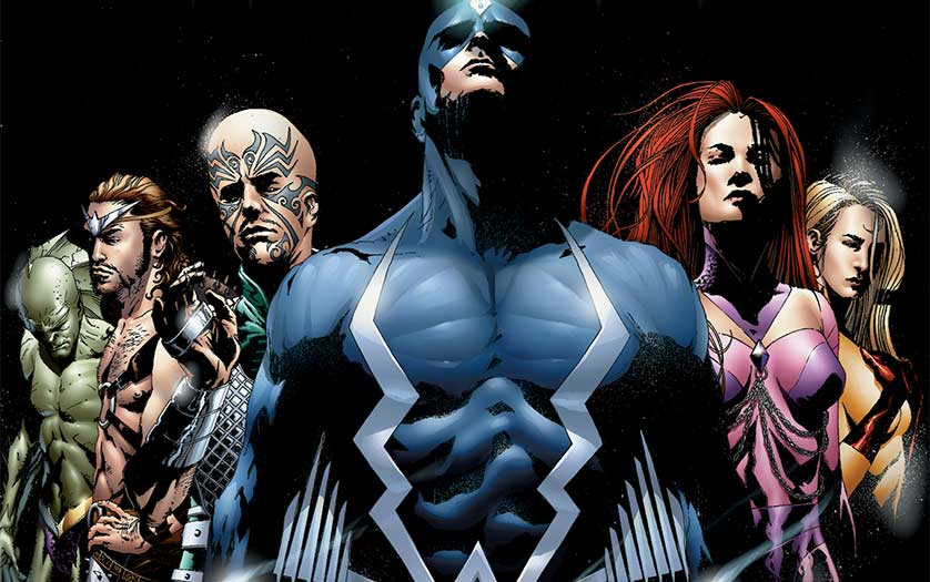 How Marvel is Erasing X-Men to Make Room for Inhumans