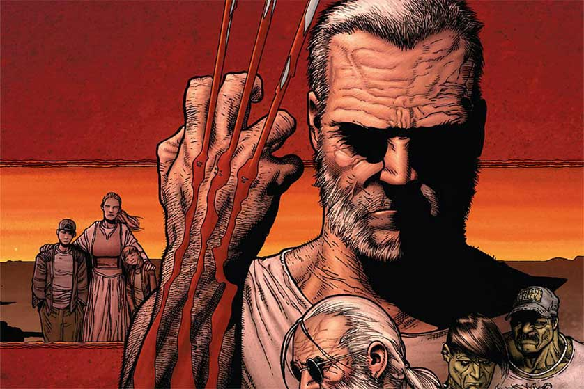 Mark Millar Explains 'Old Man Logan' Movie Without Marvel