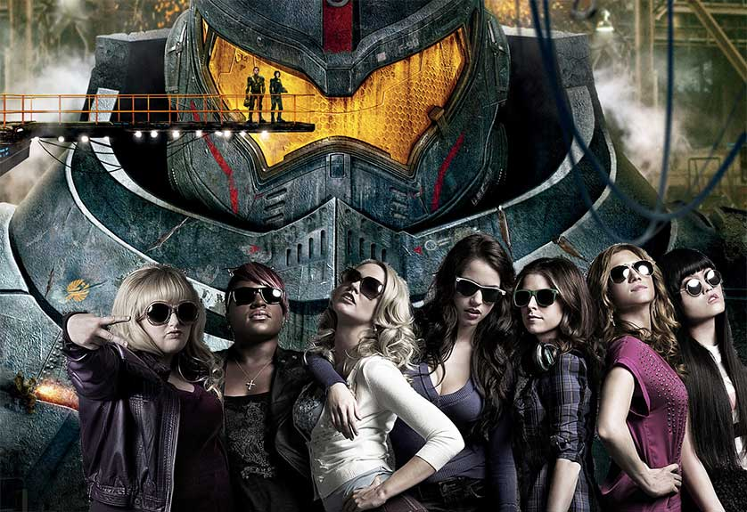 'Pacific Rim 2' Gets Pitch Slapped By 'Pitch Perfect 3' Release Date