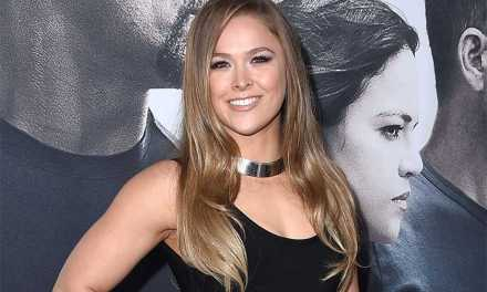 Ronda Rousey to Star in Patrick Swayze 'Road House' Reboot