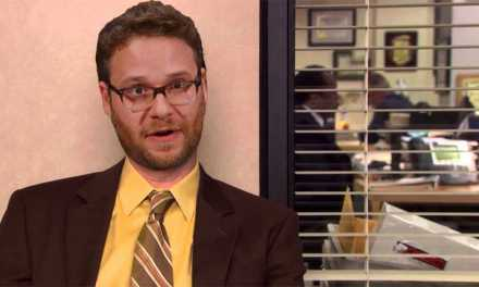 TIL: Big Actors Like Seth Rogen Auditioned for 'The Office'
