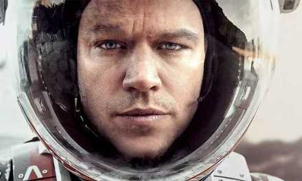 Ridley Scott's 'The Martian' Takes Off