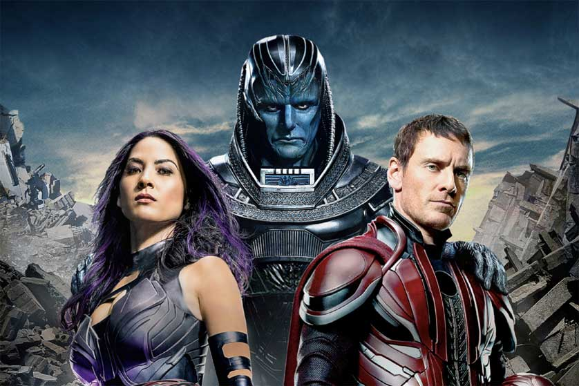 LEAKED Redesigned Apocalypse Image from 'X-Men Apocalypse' Surfaces