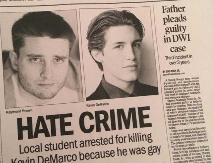 Chasen Schneider and Jordan Salloum Talk 'Hate Crime'