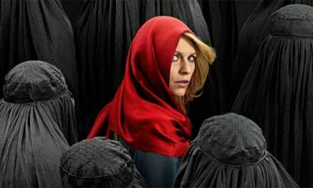 "What ""Homeland is Racist"" Making it to Air Means"