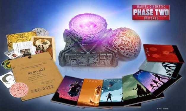 Marvel Phase 2 Blu-ray Box Set is AMAZING!
