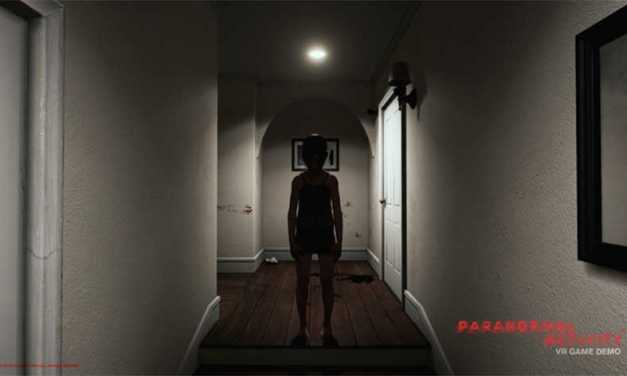 'Paranormal Activity' Coming to Virtual Reality with Free Demo