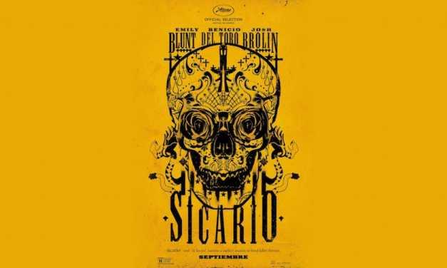 Review: Gritty <em>Sicario</em> Hits Home