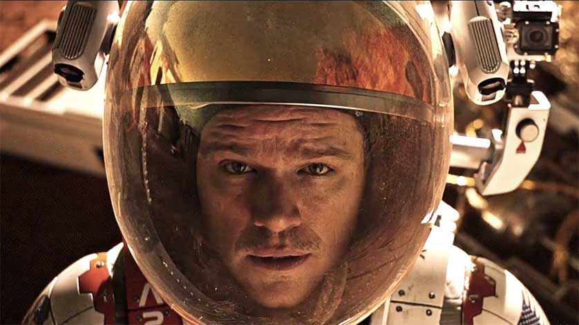 The Science of The Martian: Fact vs Fiction