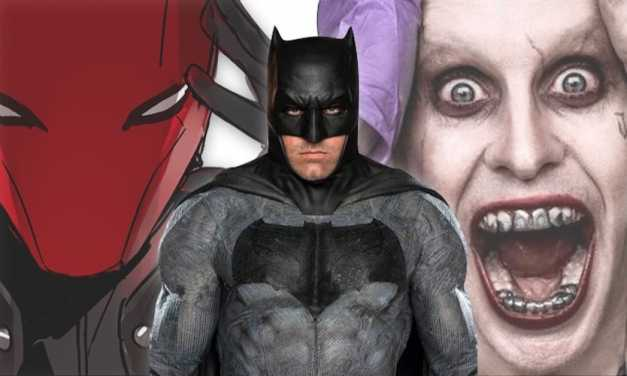 Will Ben Affleck's Solo Batman Movie Feature the Red Hood and The Joker?