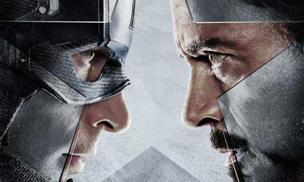 The 'Captain America Civil War' Trailer is Here and Amazing!