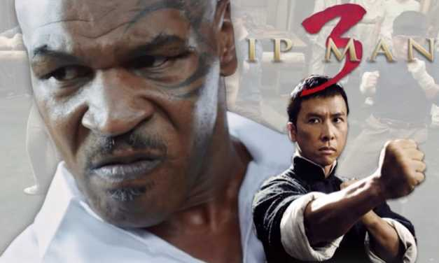 'IP MAN 3' Character Posters Give First Look At Bruce Lee