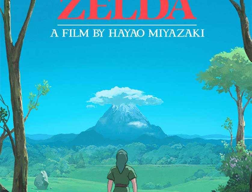 What if Hayao Miyazaki Made a Zelda Film?