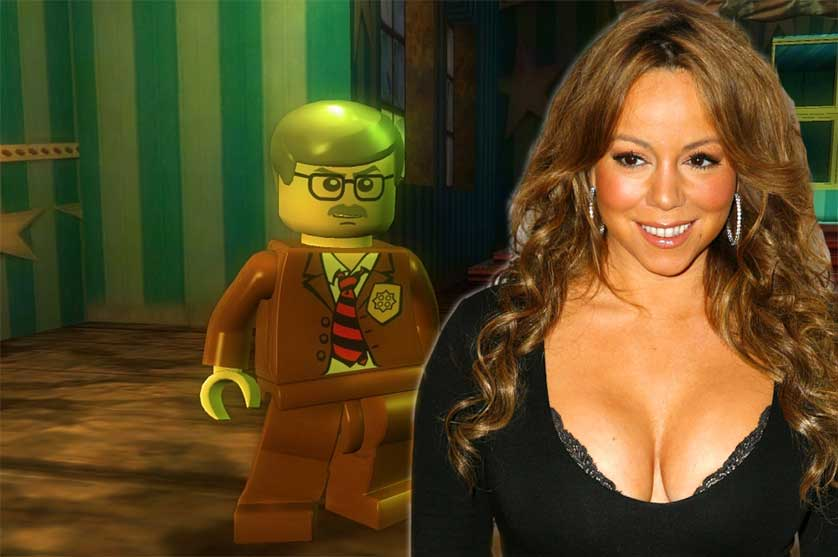 Mariah Carey to Play Commissioner Gordon or Mayor in 'Lego Batman'