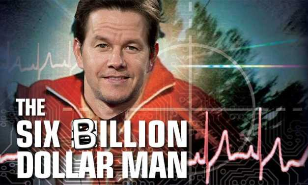 Mark Wahlberg Becomes a 'Six Billion Dollar Man'