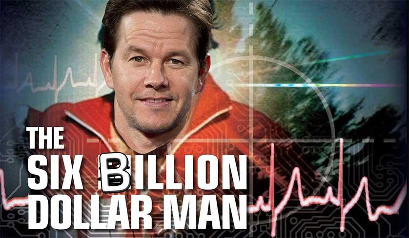 Mark Wahlberg Becomes a 'Six Billion Dollar Man'