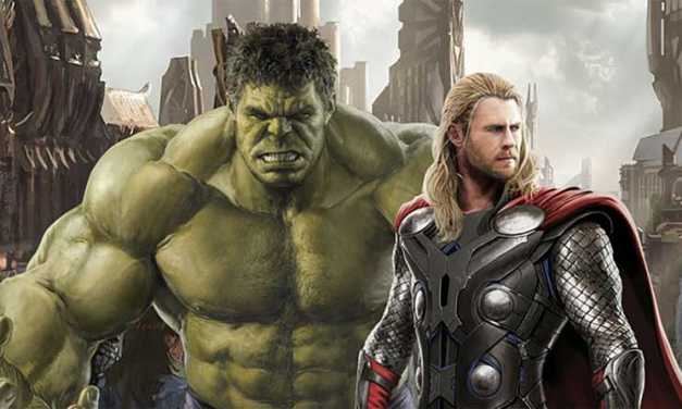 Hulk Joins 'Thor Ragnarok' But No Solo Film
