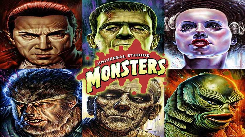 Universal to Create Monster Film Universe