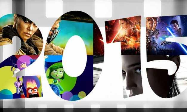 Film Fad's Top 4 Favorite Movies of 2015