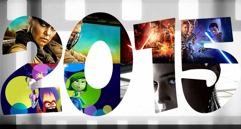 Film Fad's Top 4 Favorite Movies of 2015