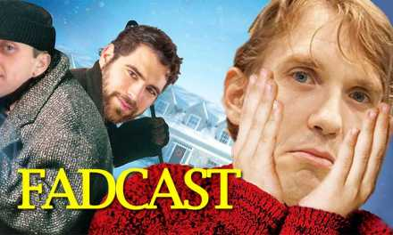 FadCast Ep. 68 | Holiday Films & Christmas Mayhem ft. Daniel Ritchie