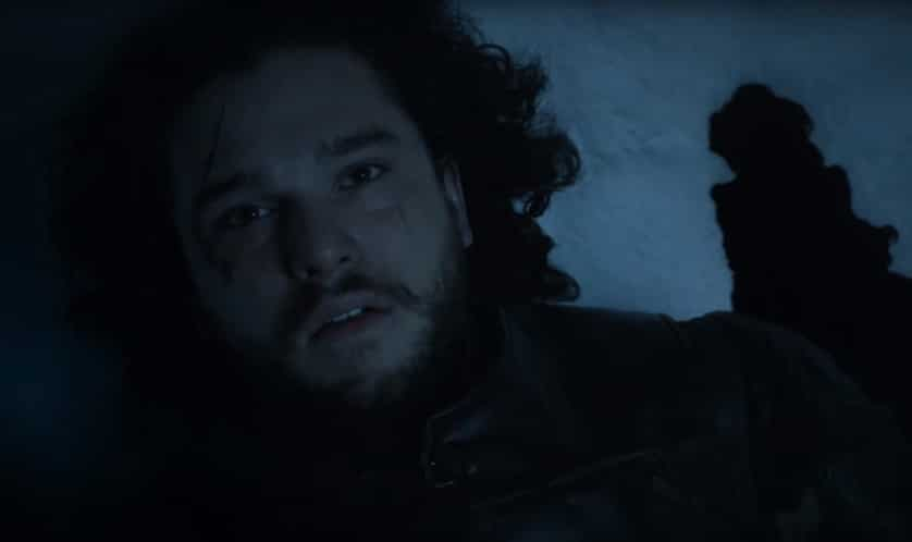 This 'Game of Thrones' Season 6 Red Band Trailer Shows More Jon Snow