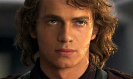 Hayden Christensen Was Cut From 'Star Wars The Force Awakens' as Anakin Skywalker