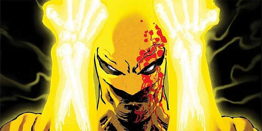 'DEXTER' Showrunner To Take On Netflix's 'Iron Fist'