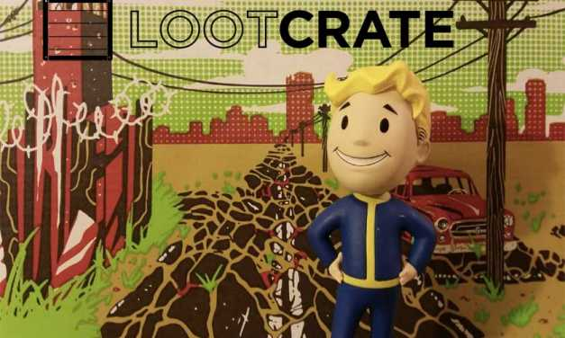 Unboxing: Loot Crate November Combat Edition 2015
