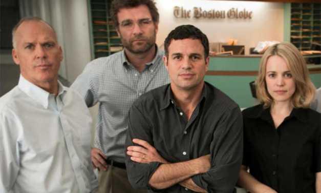 "Step Aside, 'Spotlight' Ensemble', ""It's Time"" for Mark Ruffalo to Win an Oscar"