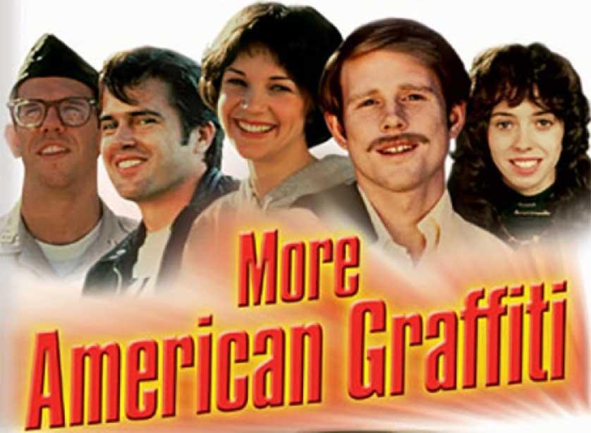 """TBT Review: """"More American Graffiti"""""""